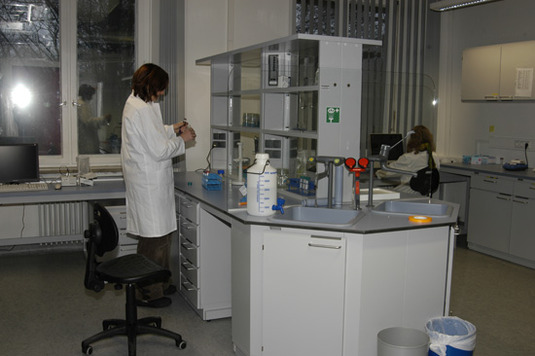 The GeoBioCenter & Teaching Lab