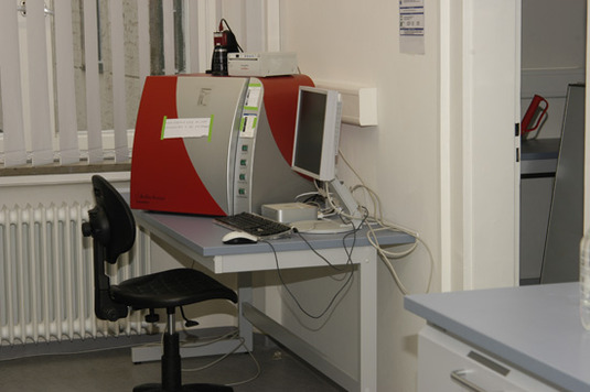 The digital gel documentation system