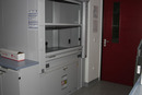 Abzug im Labor zur Probenaufbereitung