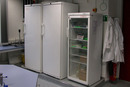 Freezers in the Research Lab